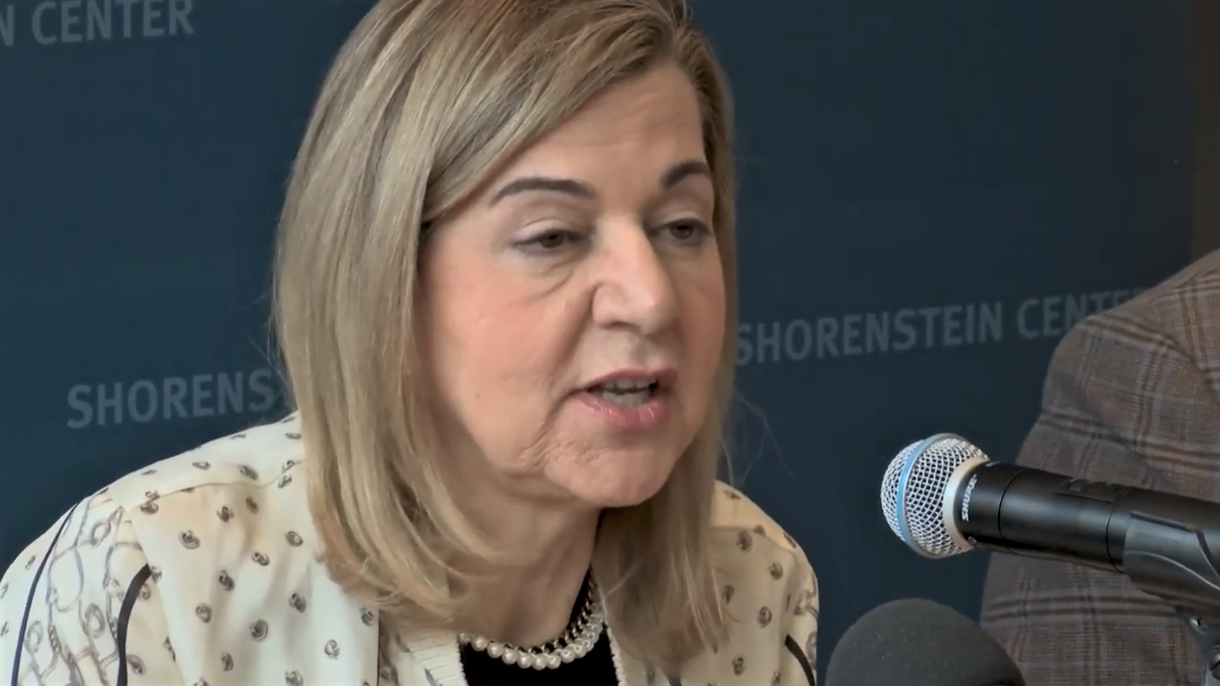 WashPost Columnist Rants About 'One-Two Punch' of Prejudice Against Biden's Veep Pick