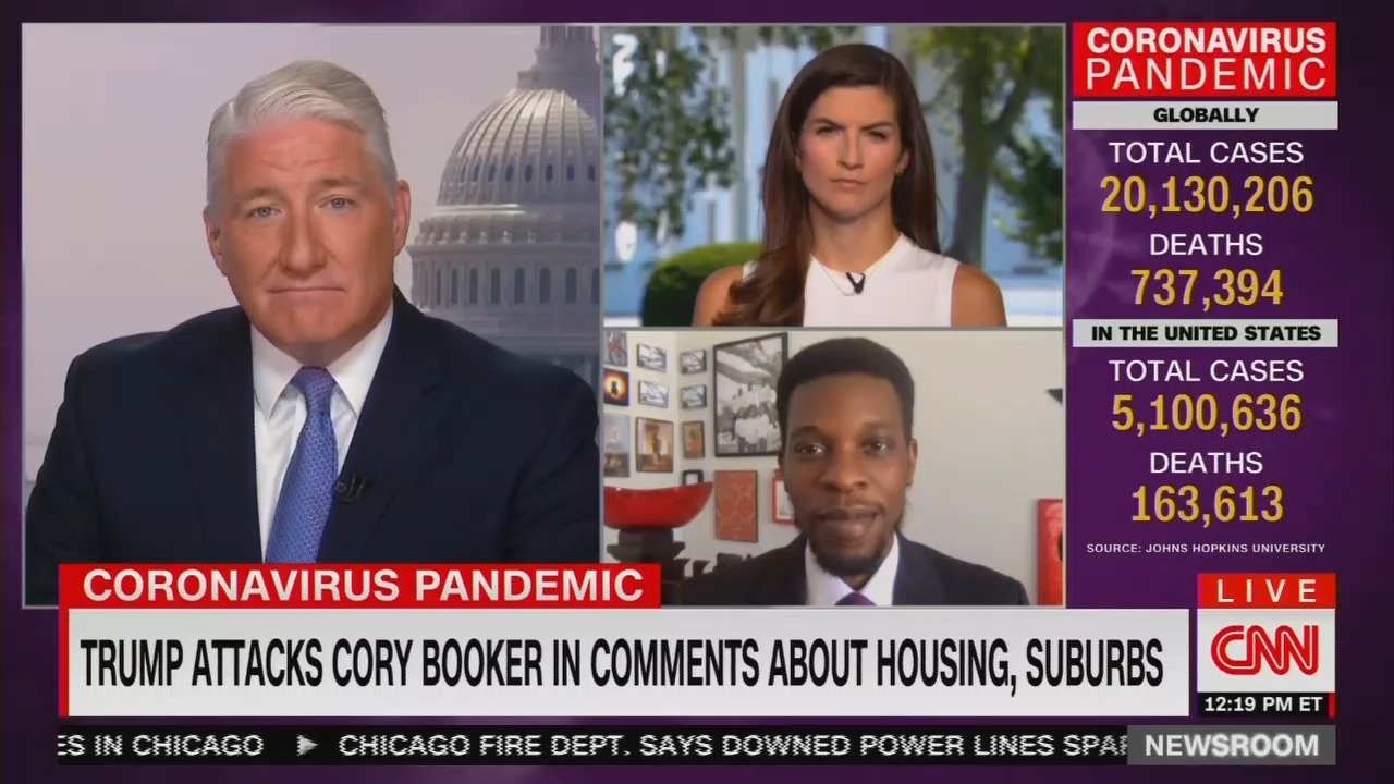 Woke Insanity: CNN Decides That Saying a Black Person's Name Is Racist