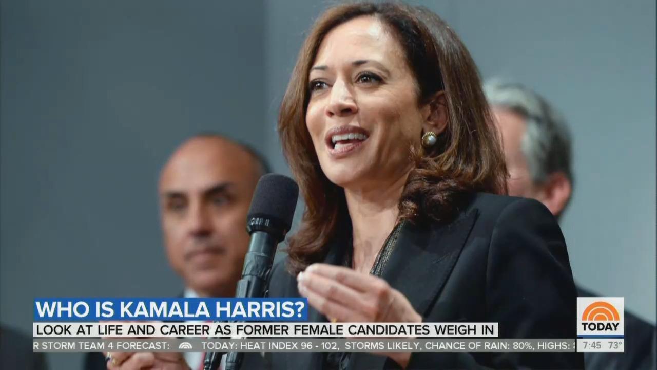 Lying NBC Pretends Harris Has 'Moderate Political Reputation'