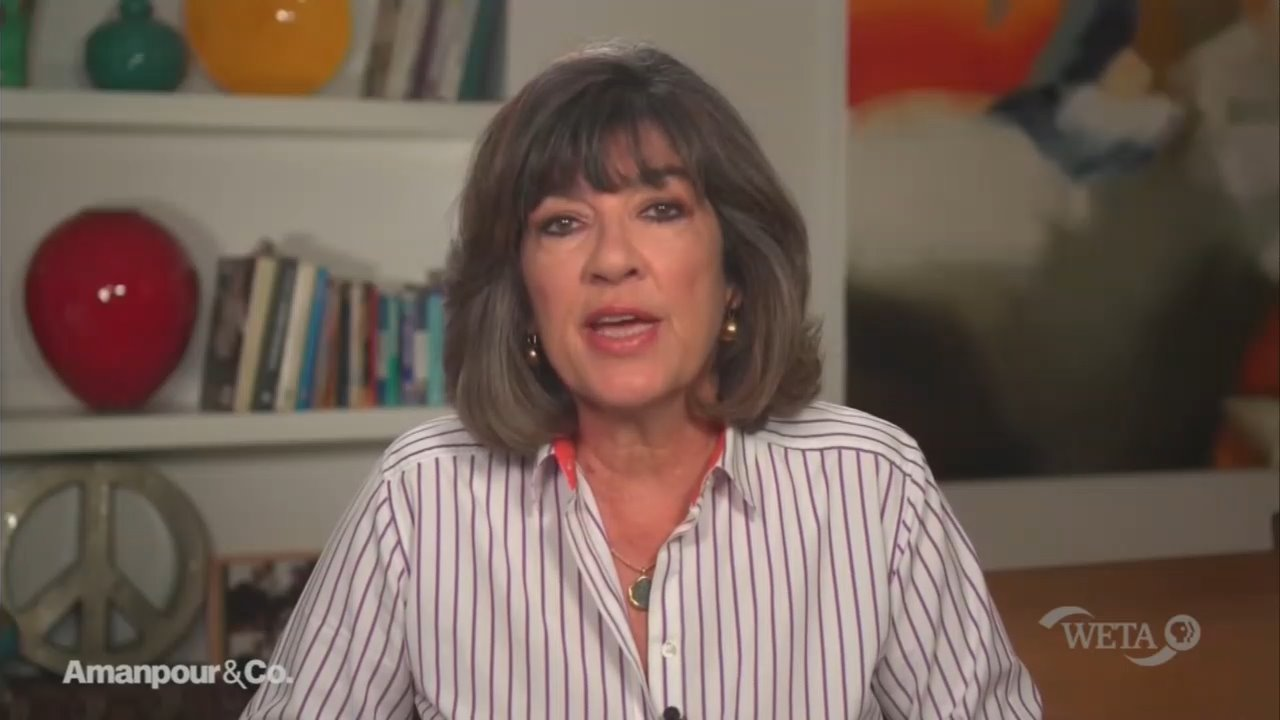 On PBS, Amanpour Prods Granholm, Former AOC Guru to Push 'Medicare for All'