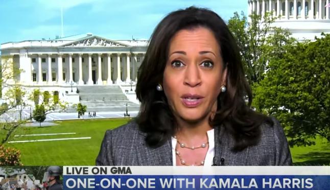 Big Tech Adores Kamala Harris, Censorship Cop Who Wants Trump Banned