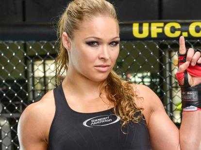 Questionable Content Transgender Girlfriend Ronda Rousey En...