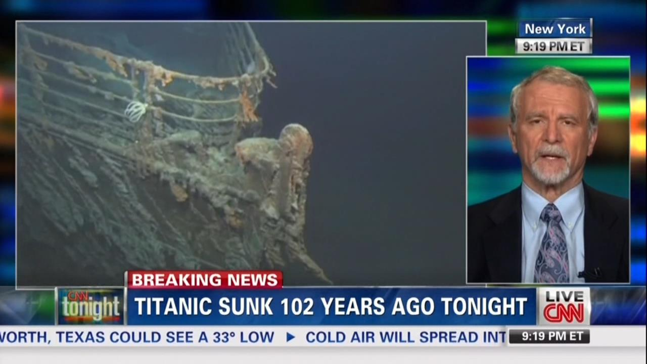 'Breaking News' From CNN! The Titanic Sank...102 Years Ago - photo#25