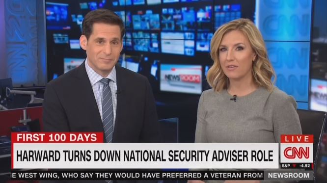 CNNs John Berman: People Don't Want to Hear Trump Attack the Media