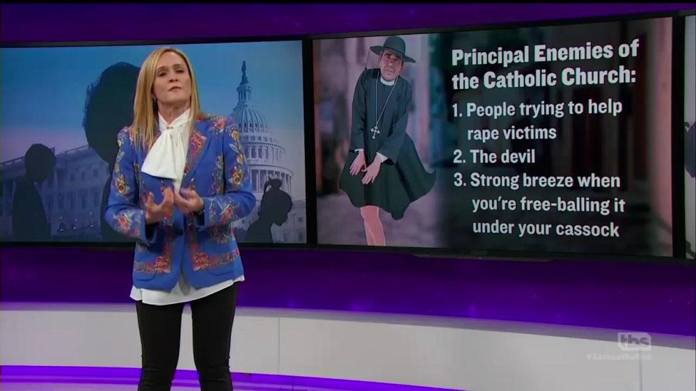 TBS's Bee Slimes Catholic Church: 'Sitting On More Treasure Than Smaug The Dragon'