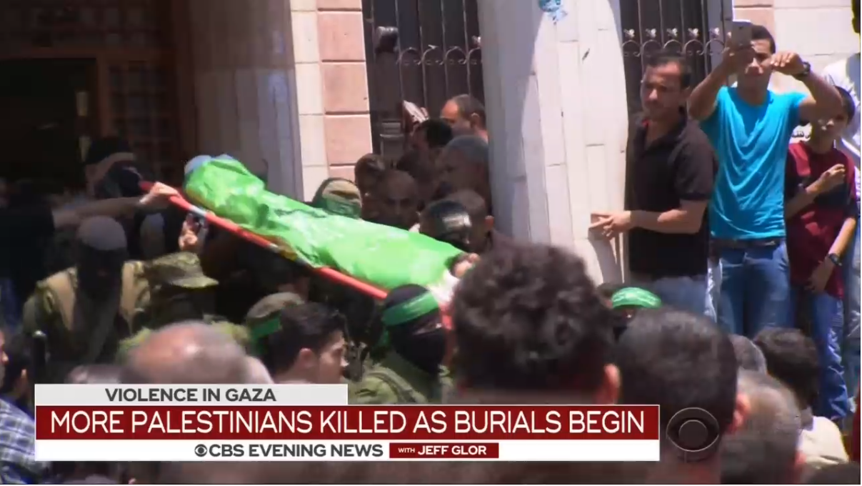 Disgusting: Nets Mourn With Palestinians Over 'Catastrophe' of Israel