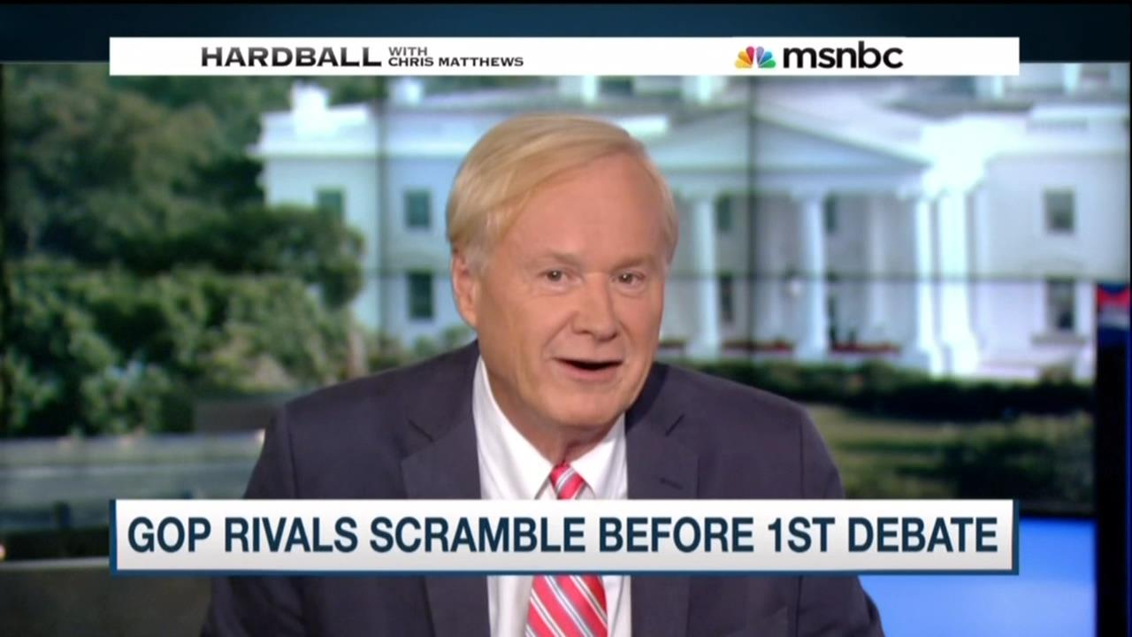 book report on chris matthews hardball Hardball with chris matthews airs weeknights a new book, russian roulette by democrats on the house intel committee have described the republican report as a.