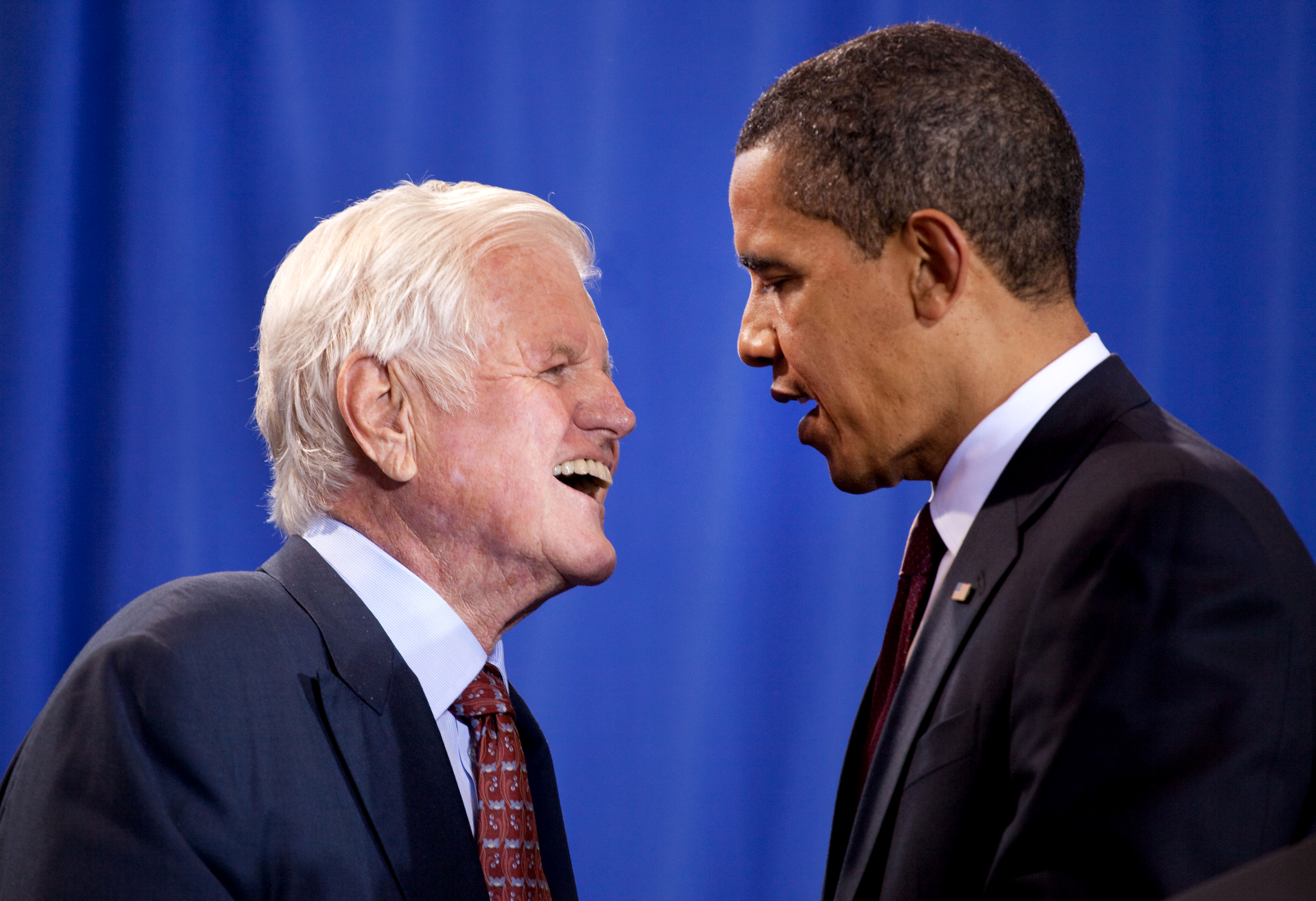 Ted Kennedy Institute Gushed Over By NYT, But Bush Library