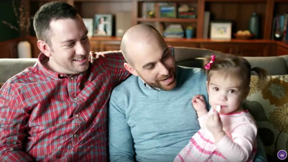 Hallmark Stars Gay Lesbian Couples In New Valentines Day Ads