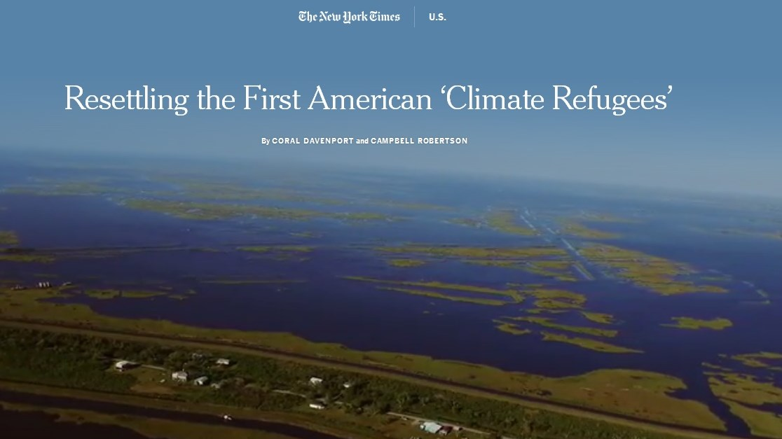 meet americas first climate refugees