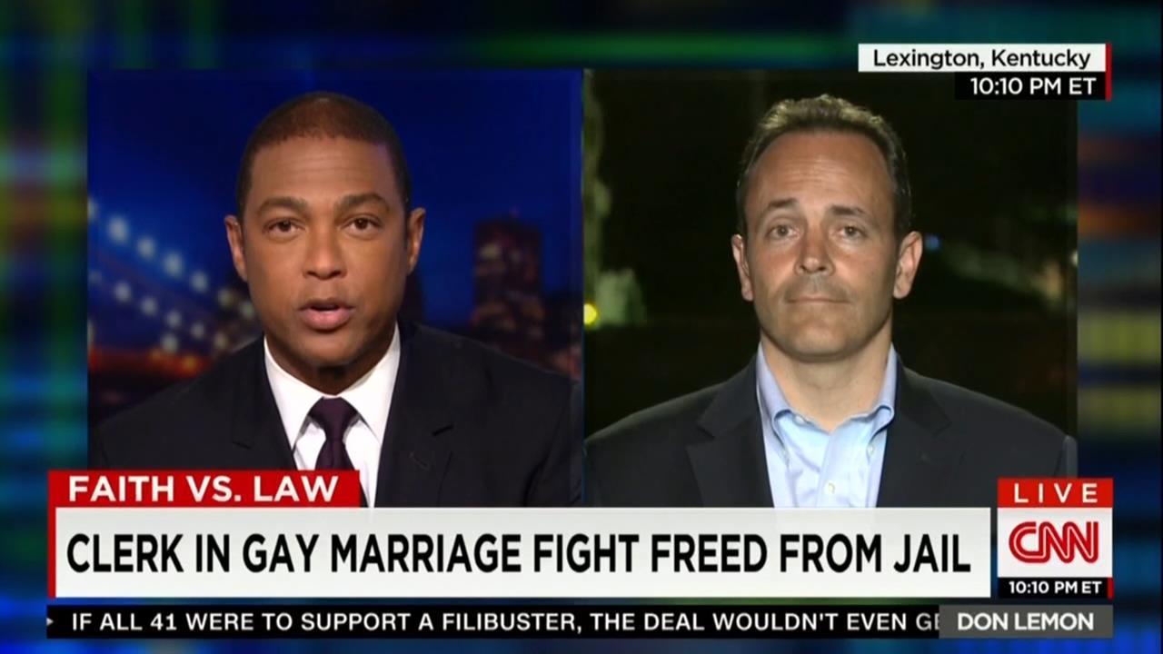 Same-sex marriage CNN Radio News - CNNcom Blogs