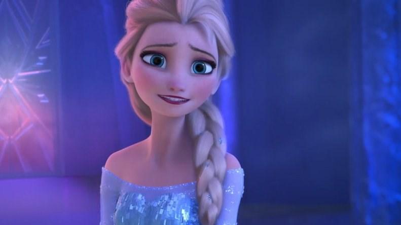 Figurine La Reine Des Neiges BULLYLAND, Figurines et personnage pour enfant pas
