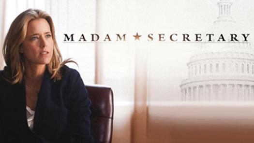 Resultado de imagem para Madam Secretary