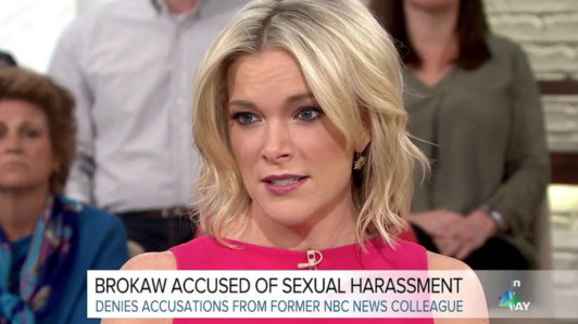Megyn Kelly to Brokaw Supporters: 'You Don't Know What You Don't Know'
