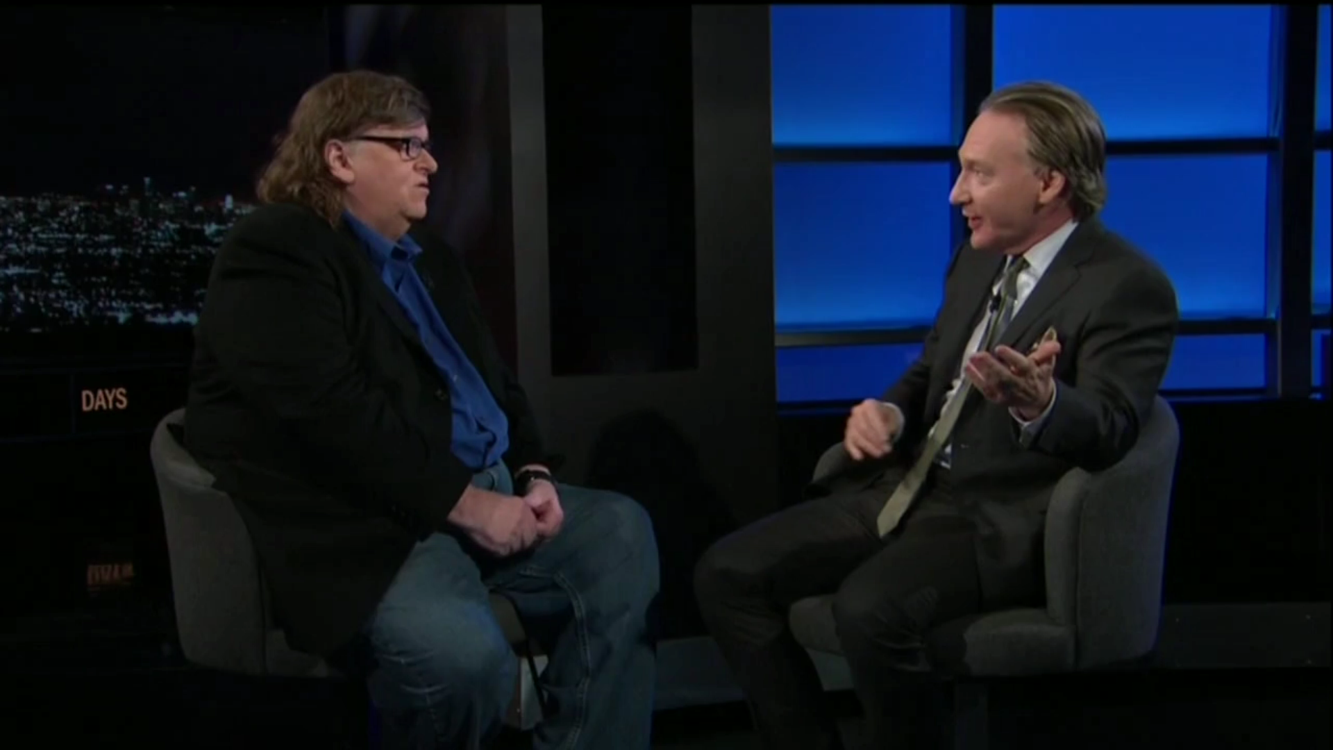 Michael Moore Blames GOP 'Race Hatred' for Flint Pollution, But Also Implicates Obama