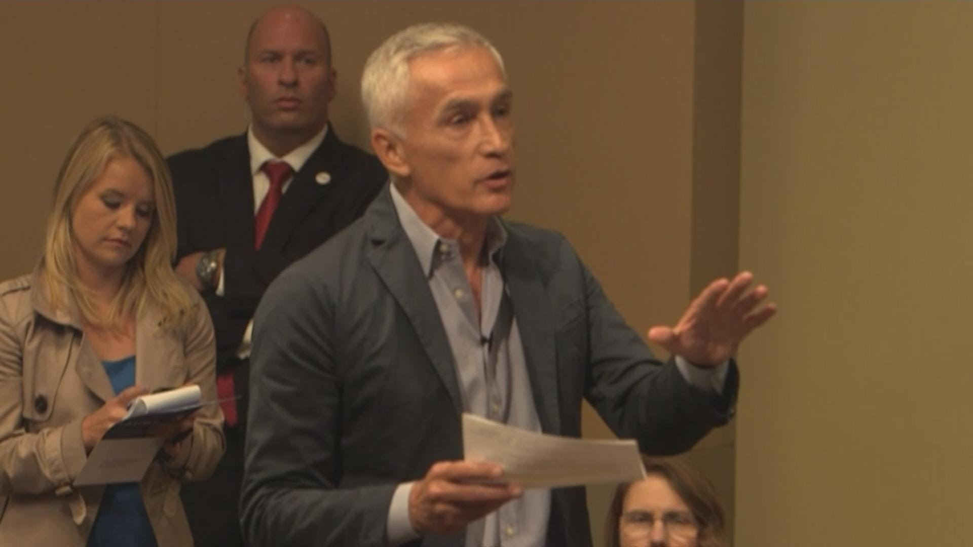 Dear America: You Have Disappointed Jorge Ramos.