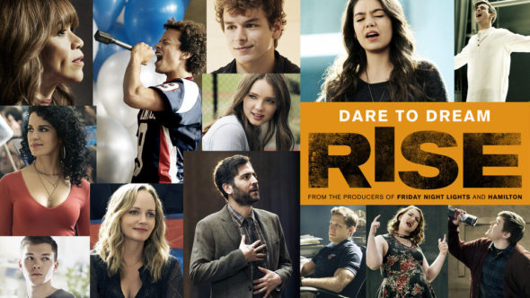 Curtain Falls For Good on NBC's Extremely Liberal High School Drama 'Rise'