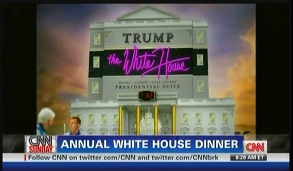 Video Flashback: Media Loved Obamas 2011 WHCA Put-Downs of Trump