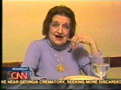 Helen Thomas, Former UPI White Correspondent | NewsBusters.org