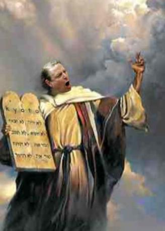 Al Gore, prophet