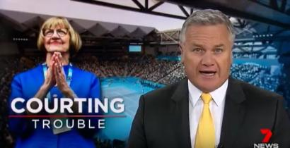 Hogenkamp backs renaming of Margaret Court Arena