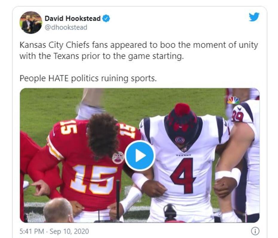 David Hookstead tweet