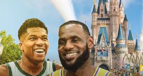 NBA at Disney