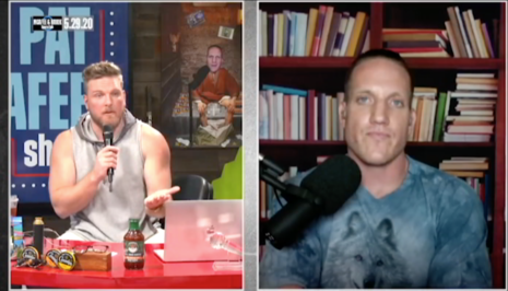 Hawk & McAfee Sports Talk