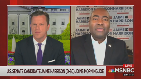 Willie Geist Jaime Harrison Morning Joe 7-7-20