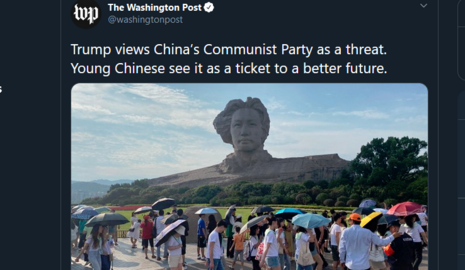 Washington Post China Propaganda