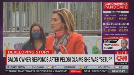 Nancy Pelosi CNN New Day 9-3-20
