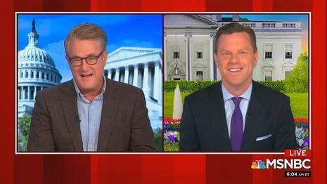 Joe and Willie joke about Trump's golden apartment