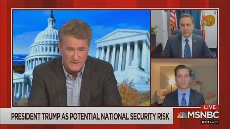 Joe Scarborough Ken Dilanian MSNBC Morning Joe 11-30-20