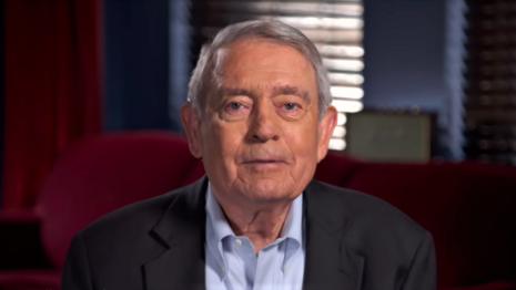 HuffPost Celebrates Dan Rather, Master of the 'Pithy Putdown' of Trump