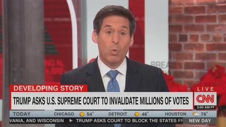 John Berman CNN New Day 12-10-20