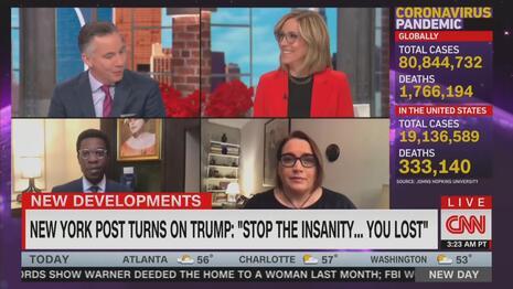 Jim Sciutto Alisyn Camerota  Toluse Olorunnipa Margaret Talev CNN New Day 12-28-20