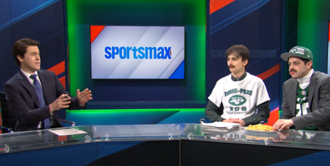 Saturday Night Live's Sportsmax spoof
