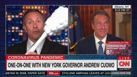 CNN's Chris Cuomo Refuses to Cowl Brother's Physique Depend Scandal