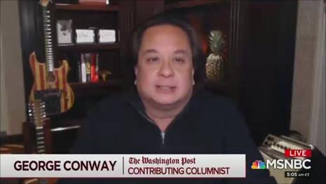 George Conway MSNBC Morning Joe 1-13-21