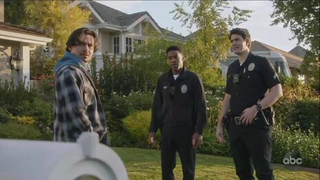 White Racist Cop At It Once more on 'The Rookie:' 'We Would not Have Half the Issues if Extra of Them Behaved'