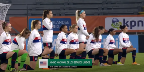 USA women's national soccer team