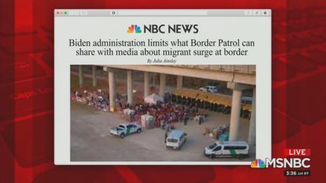 MSNBC Morning Joe 3-17-21