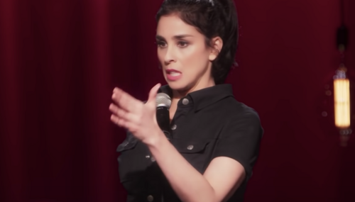 Ad of the Day: Sarah Silverman Wants Equal Pay. Failing
