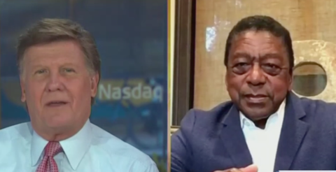 WATCH: BET Founder Worth $550M Wants $14T in Reparations for Slavery