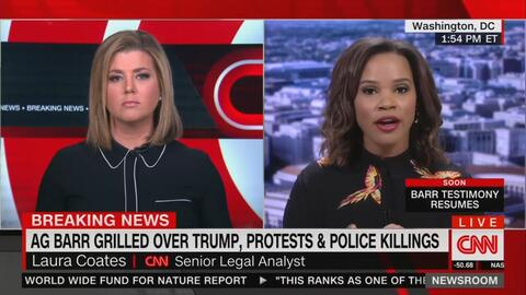 Callous Hypocrites: Woke CNN Attacks Barr for Caring about Black on Black Crime