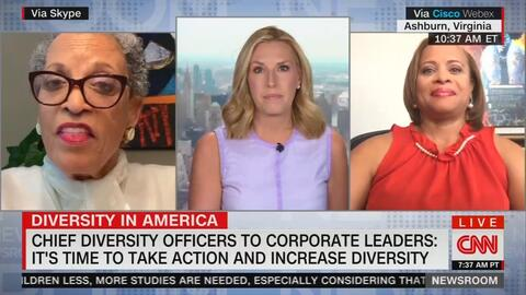 Undoing MLK's Work: CNN's Harlow Wants People to Be Judged by the Color of Their Skin