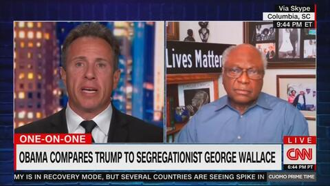 Hey, Chris Cuomo: Maybe YOU Have Hate In Your Heart? Not Trump