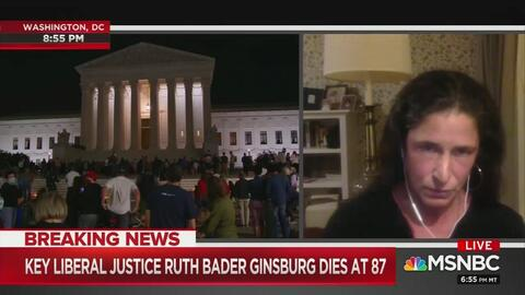 Panic Attack: NY Mag Writer Starts Crying on MSNBC At 'Horrifying' Reality Court Could Overturn Roe