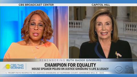FINALLY: CBS's Gayle King Belatedly Sees Dem Hypocrisy on Courts