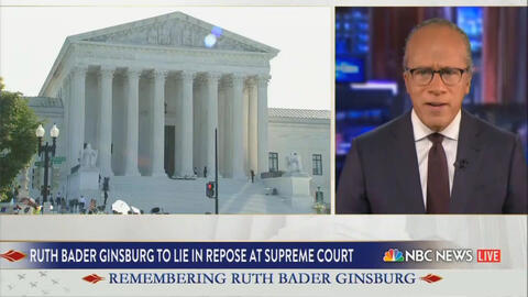 NBC & ABC Mourn Inability of Dems to Stop Trump Court Pick